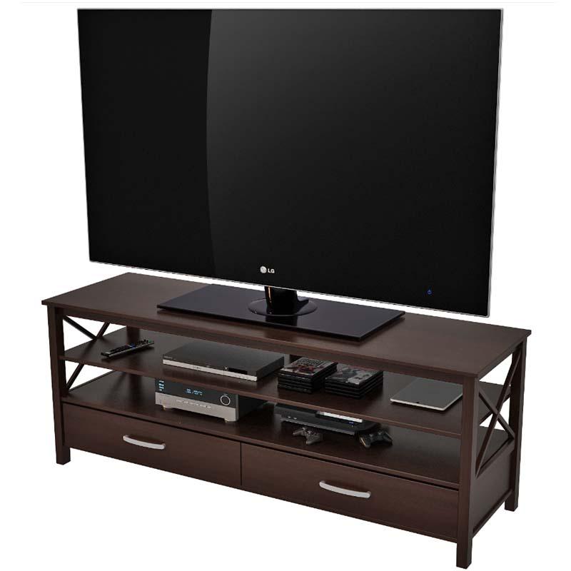 Espresso Stand Designs : Z line designs raiden inch tv stand espresso zl s