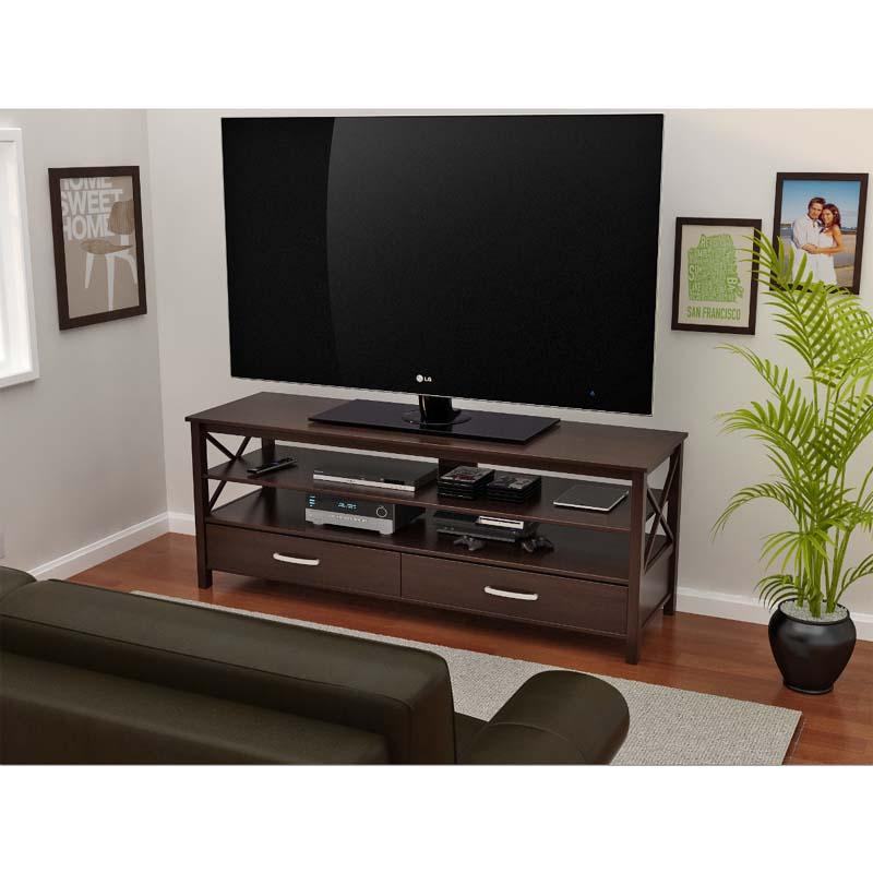 Z Line Designs Raiden 67 Inch Tv Stand Espresso Zl8084 67s