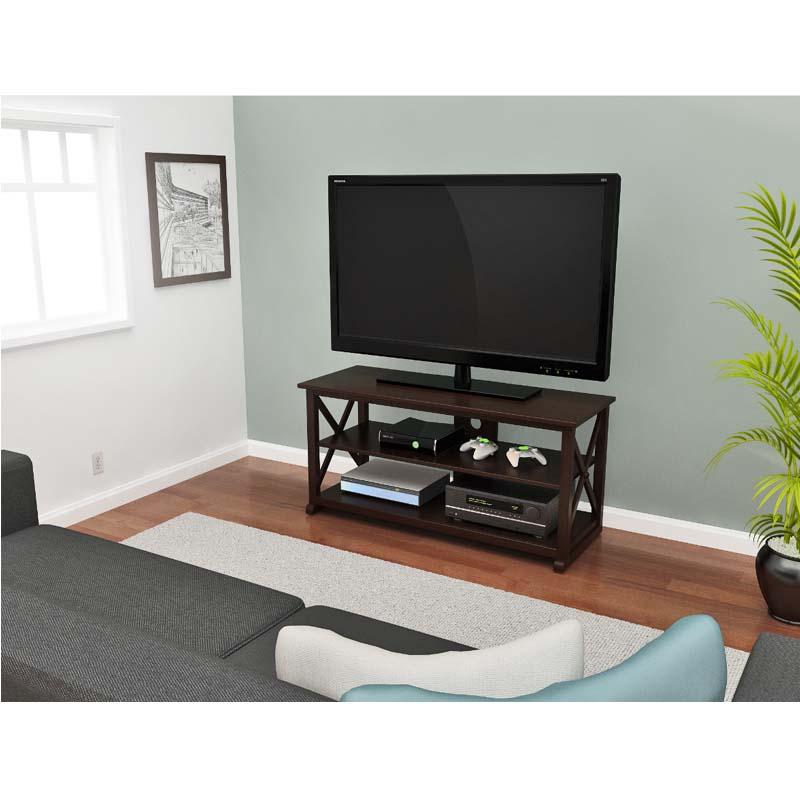 Espresso Stand Designs : Z line designs royce inch tv stand espresso zl su