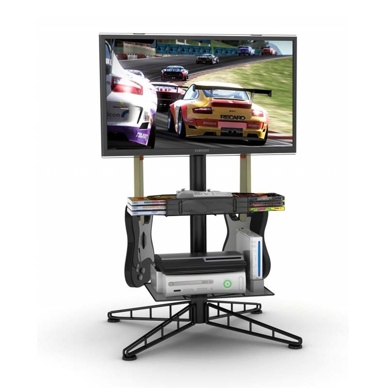 Delightful View A Larger Image Of The Atlantic Spyder 42 In. TV Stand With Mount And