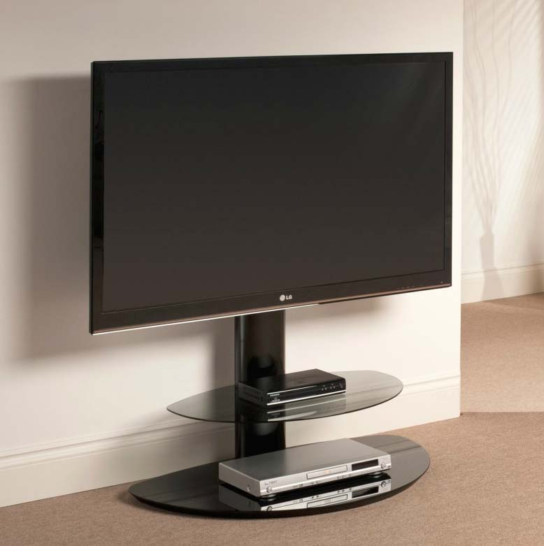 techlink strata 2 shelf 50 inch corner tv stand with. Black Bedroom Furniture Sets. Home Design Ideas