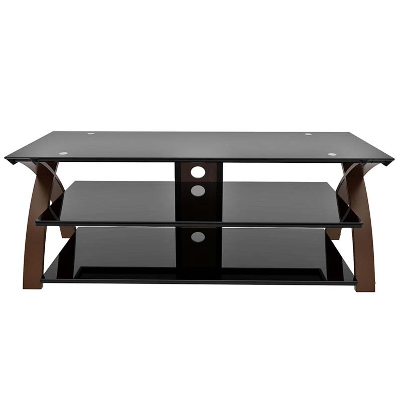 Z Line Designs Willow 58 Inch TV Stand Espresso And Black