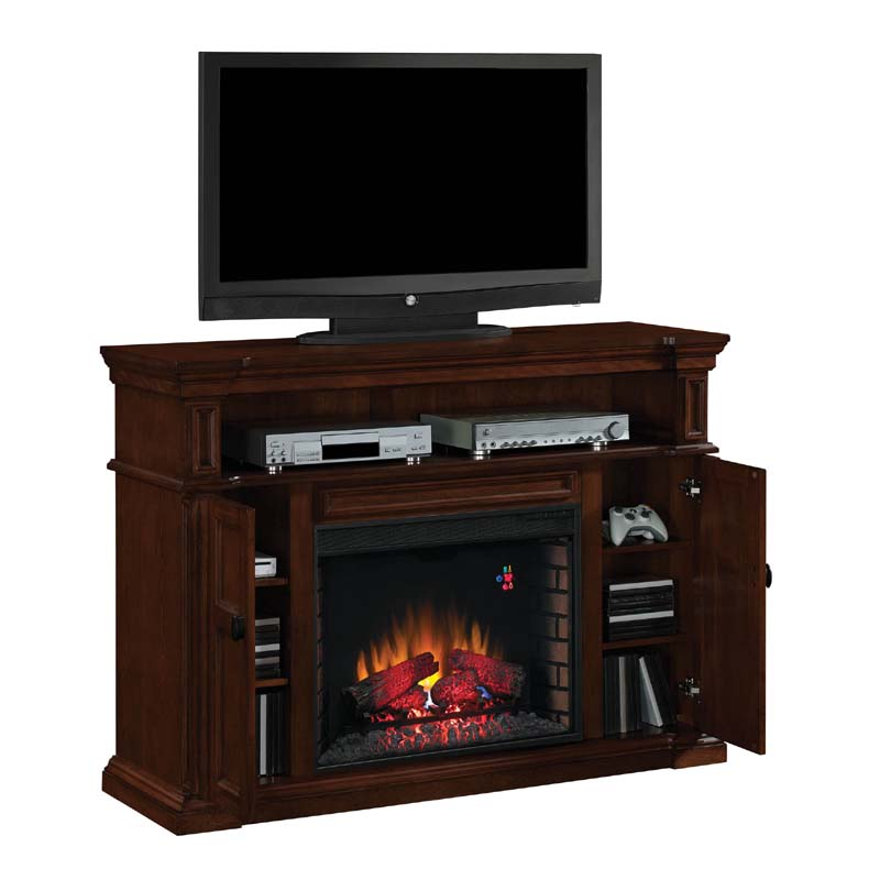 Classic Flame Wyatt 65 inch TV Stand with Electric ...