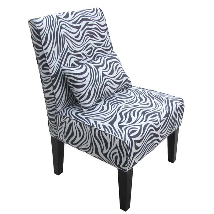 Innovex Bella Collection Accent Chair With Optional