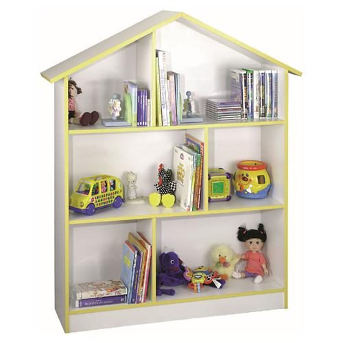 ... larger image of the Venture Horizon Childs Dollhouse Bookcase 5010