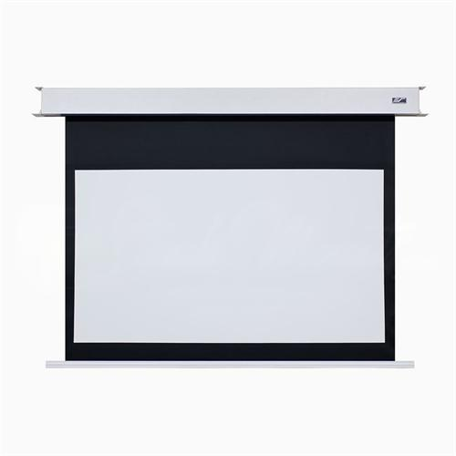 Elite screens evanesce b series recessed electric for Elite motorized projector screen