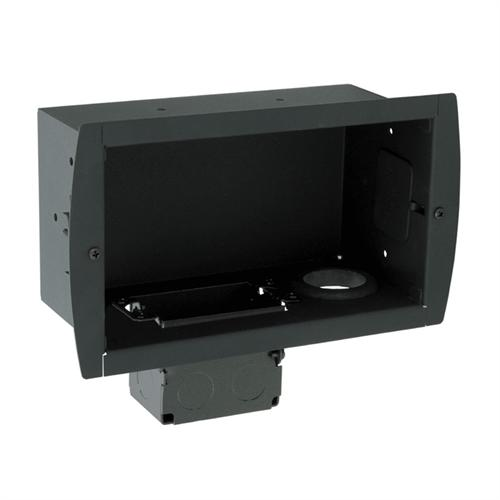 View a larger image of the Premier Mounts In-Wall AV Cable and Power GearBox GB-INWAVPB.