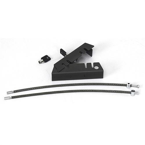 View a larger image of the Premier Mounts Dual Cable Security Device for Gyrolock Projector Mounts PP-SEC, PP-SEC50.