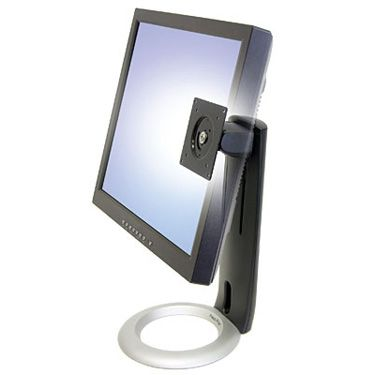 View a larger image of the Ergotron Neo-Flex Adjustable Desktop Stand for 8-20 inch Screens 33-310-060.