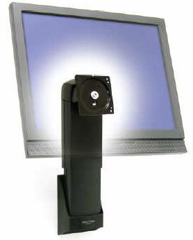 View a large image of the Ergotron Neo-Flex Adjustable Wall Mount Lift for 10-20 inch Screens 60-577-195 here.
