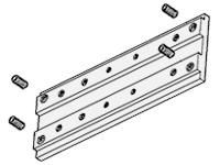 View a large image of the Ergotron Wall Track Mounting Kit for Ergotron Wall Mounts 97-091 here.