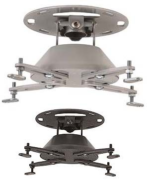View a large image of the iC Mounting Universal Projector Ceiling Mount iC-PR-IA1 here.