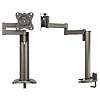 View a larger image of the Sanus VisionMount Articulating Desk Mount for 7-30 Displays (Silver) MD115-G1.
