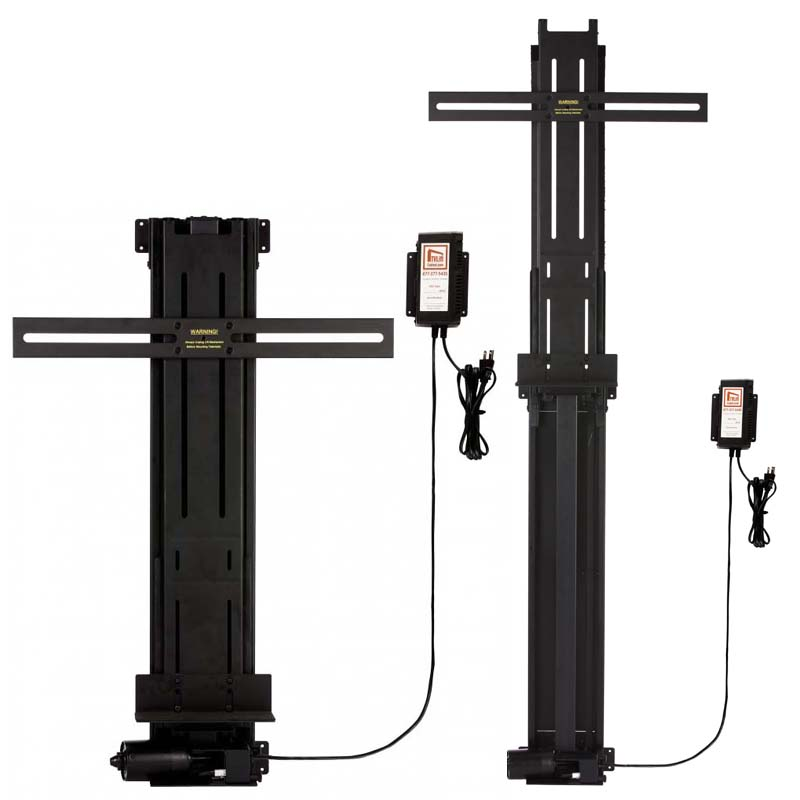 Tv Lift Cabinet Lifts 38 75 Inch Tall Linear Actuator Tv