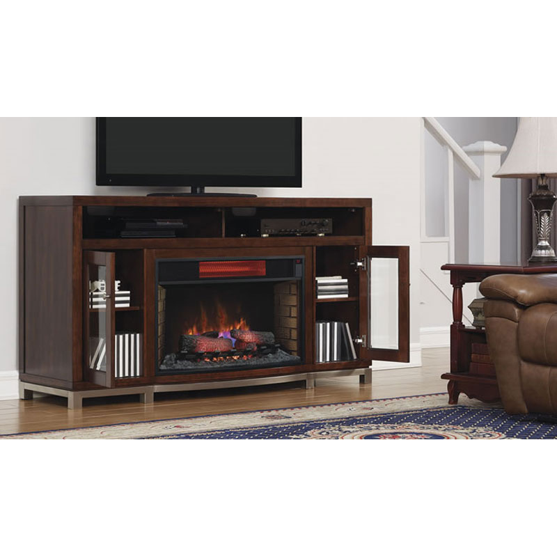 Tresanti 32mm6449 C247 Wesleyan Tv Cabinet With Electric