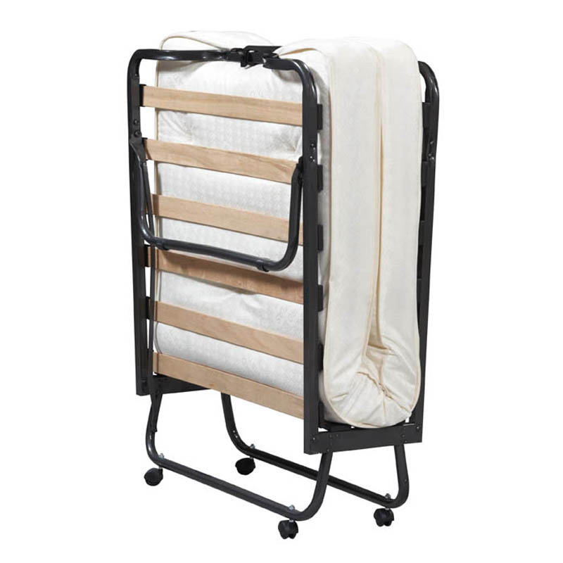Linon Luxor Folding Bed with Memory Foam 352STD-01-AS-UPS