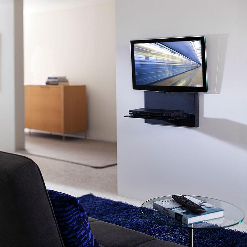 Omnimount Blade Series Single Shelf Component Wall Mount