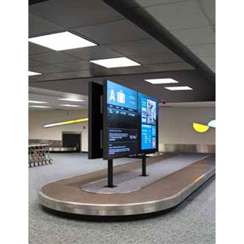 Peerless Back To Back 2x2 Video Wall Stand Ds S560 B2x2