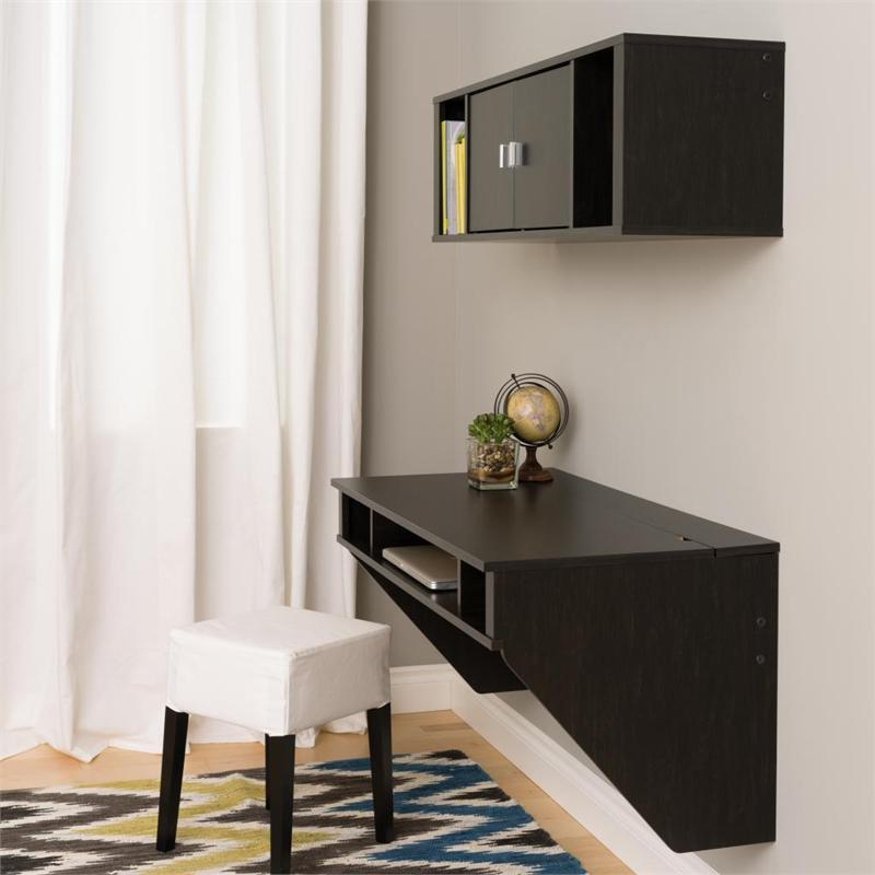Prepac Designer Wall Mounted Floating Desk And Hutch Set Iphone Wallpapers Free Beautiful  HD Wallpapers, Images Over 1000+ [getprihce.gq]