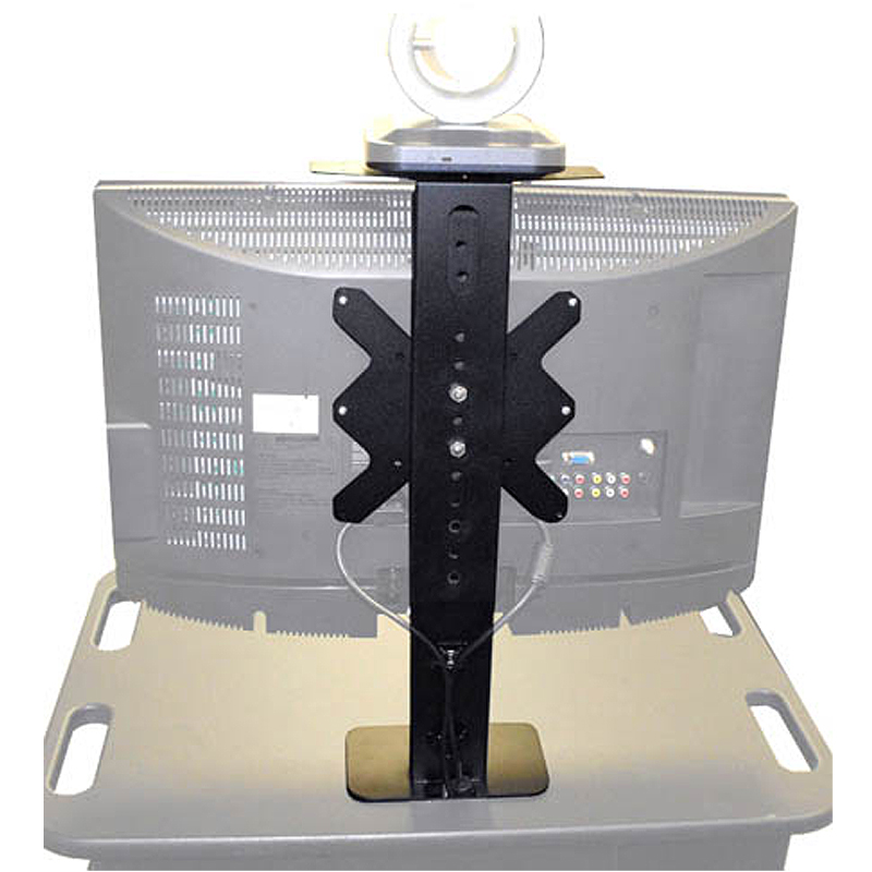 View A Larger Image Of The Audio Visual Furniture   VFI PM Series Single  Display Bracket
