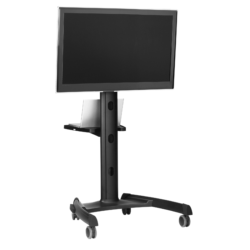 Omnimount Heavy Duty Cart For 37 55 Flat Panels Prohdcart