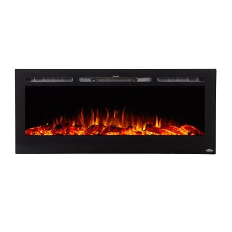 Touchstone Sideline 50 inch Wall Mounted Recessed Electric ...