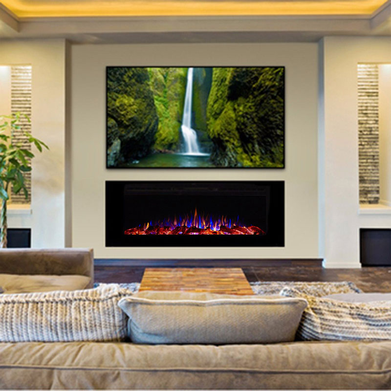 a sideline watch for fireplace cheap electric review touchstone modern