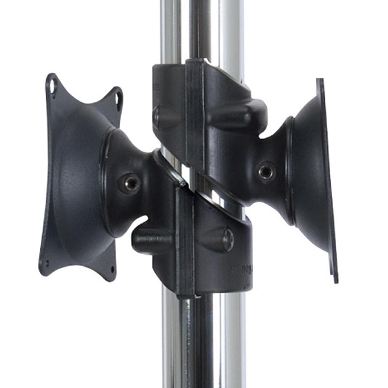 Premier Mounts Vpm Vesa Pole Mount For 10 40 Inch Screens