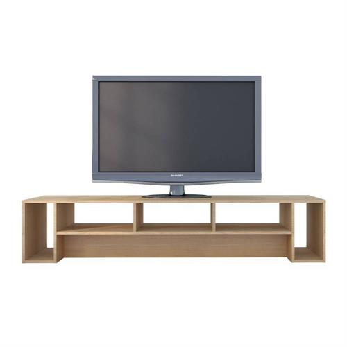 View a larger image of Nexera Rustik TV Stand (72-inch, Natural Maple) 110005 here.