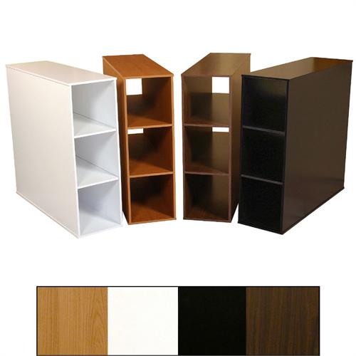 View a larger image of the Venture Horizon Project Center 3 Bin Storage Cabinet (Various Finishes) 1145.