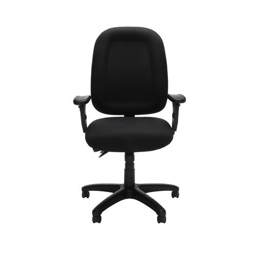 View a larger image of the OFM Ergonomic Executive Task Chair (Black) 125-805 here.