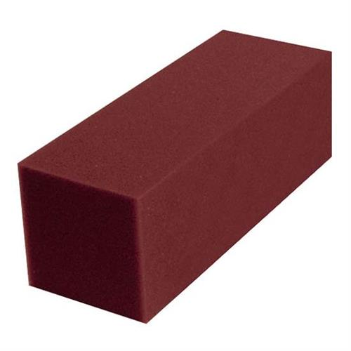 View a large image of the Auralex Acoustics 12x12 inch CornerFill Acoustic Absorber Burgundy 1 pack 12X12CFBUR here.