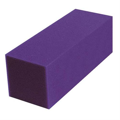 View a large image of the Auralex Acoustics 12x12 inch CornerFill Acoustic Absorber Purple 1 pack 12X12CFPUR here.