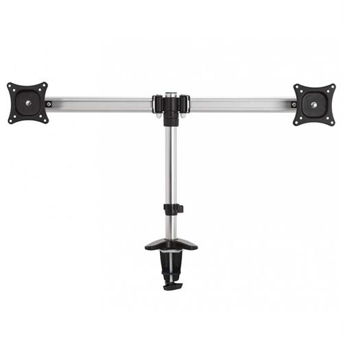 View a large image of the AVF Double Head Tilt and Turn Monitor Desk Mount Black MRC2203-A here.