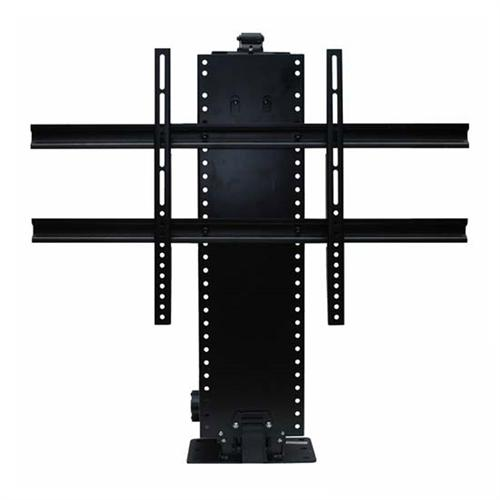 View a large image of the Touchstone Whisper Lift II Pro Advanced TV Lift for Screens up to 60 inches Black 23401 here.