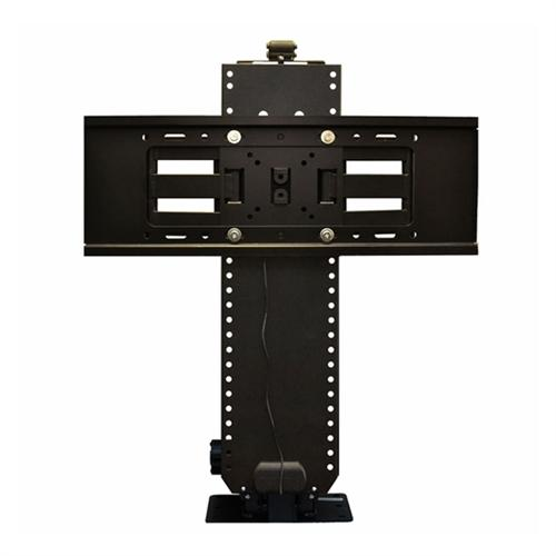 View a large image of the Touchstone Whisper Lift II Pro TV Lift with Swivel for 60 inch Screens 23501 here.