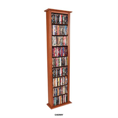 View a large image of the Venture Horizon Large Single Media Wall Tower Cherry 2411-42CH here.