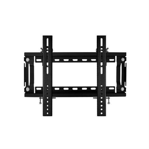 View a large image of the K2 Mounts 2 in 1 Fixed Flat or Tilting TV Wall Mount (Black) K2-LPC-B here.