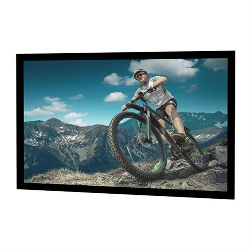 View a large image of the Da-Lite 34635V Cinema Contour Fixed Frame (Da-Mat, 16:10, 113 Inch).