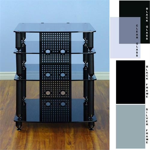 View a large image of the VTI 36000 Series Pro Audio Rack Various 36444 36664 36441 36661 here.