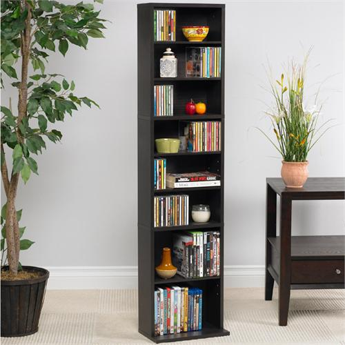 View a large image of the Atlantic Summit Series 261 CD114 DVD132 Blu-Ray Multimedia Cabinet Espresso 74735727 here.