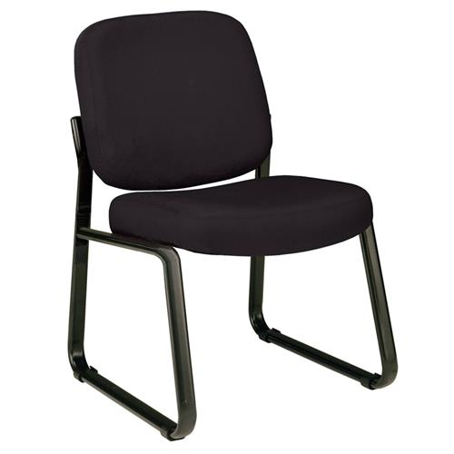 View a larger image of the OFM Fabric Guest Reception Chair (Black) 405-805 here.