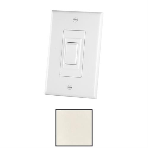 View a large image of the Da-Lite Replacement Wall Switch (110V, Ivory) 40961.