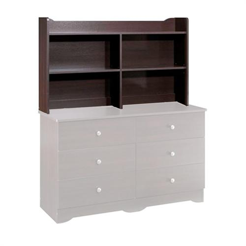 View a large image of the Nexera Pocono Bookcase Hutch 4609 here.