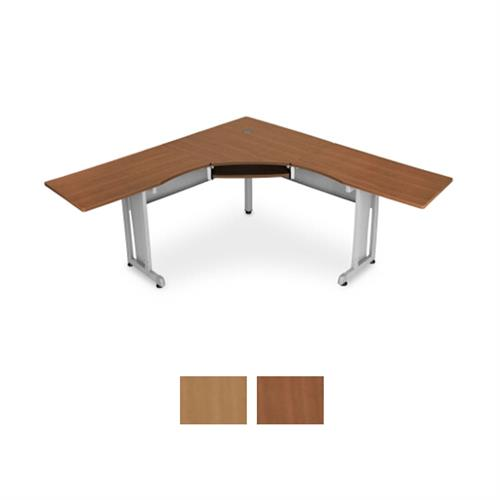View a larger image of the OFM RiZe Panel System 6x6 Foot Corner Workstation (Various Finishes) OFM-55177.
