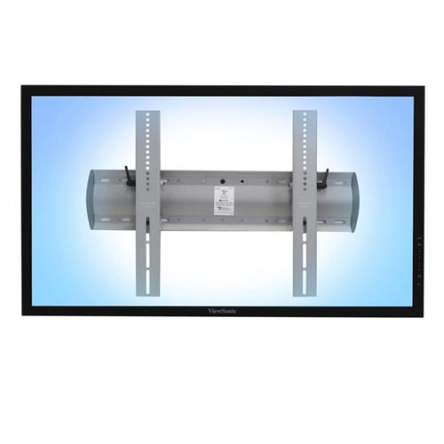 View a large image of the Ergotron HD XL Tilting Wall Mount for 42-90 inch Screens 61-142-003 here.