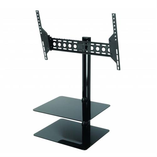 View a large image of the AVF Eco-Mount All-in-One TV Mount 37-60 Screens with Component Shelves ESL822B-T here.