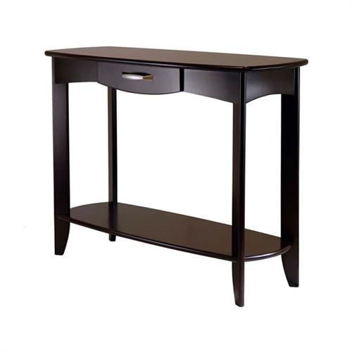 View a large image of the Winsome Wood Danica Hall Table Espresso 92840 here.