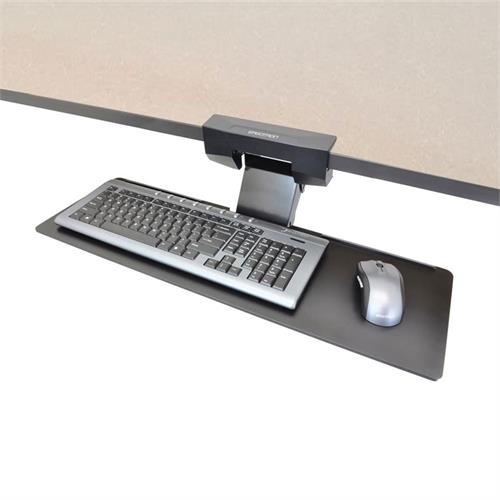 View a large image of the Ergotron Underdesk Keyboard Arm (Neo-Flex) 97-582-009.