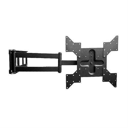 View a large image of the K2 Products Long Extending Arm 60 in TV Wall Mount (Black) K2-A3-B here.